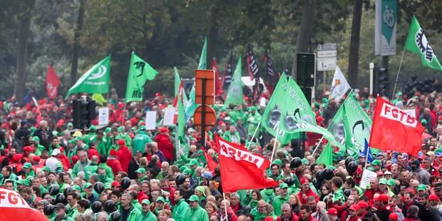 Nouvelle manifestation nationale du secteur non-marchand le 21 mars prochain - La Libre