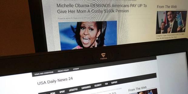 """Face à une avalanche de sites bidon, voici quelques bonnes pratiques pour déceler les """"Fake News"""" - La Libre"""