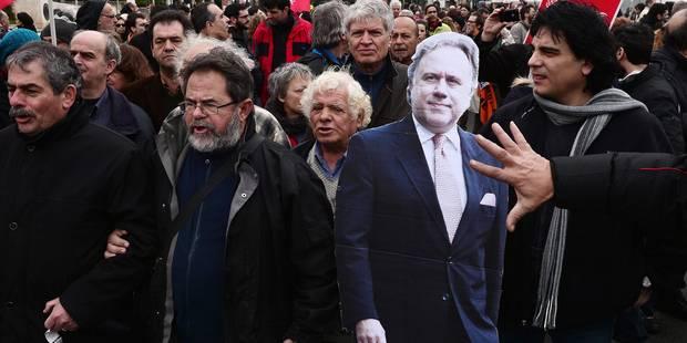 """""""Personne n'a intérêt à ce que la Grèce soit à l'agenda"""" - La Libre"""