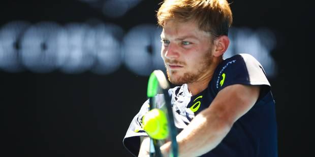 ATP Sofia: Accrocheur, David Goffin s'incline en finale face à Dimitrov (7-5, 6-4) - La Libre