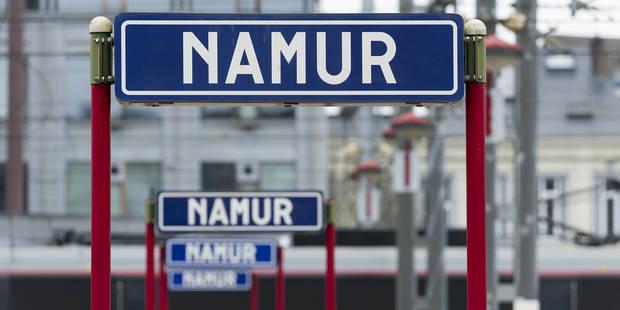 Colis suspect en gare de Namur: la circulation des trains a repris - La Libre