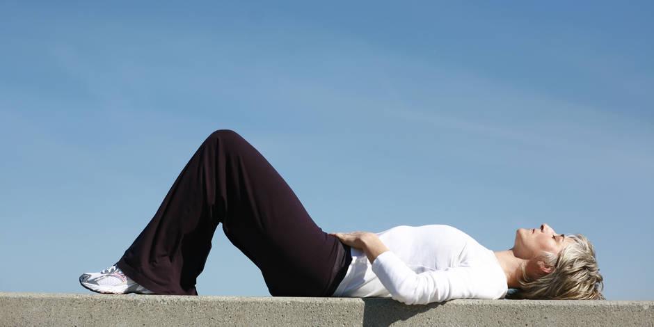 Senior: dix conseils pour une bonne sieste réparatrice