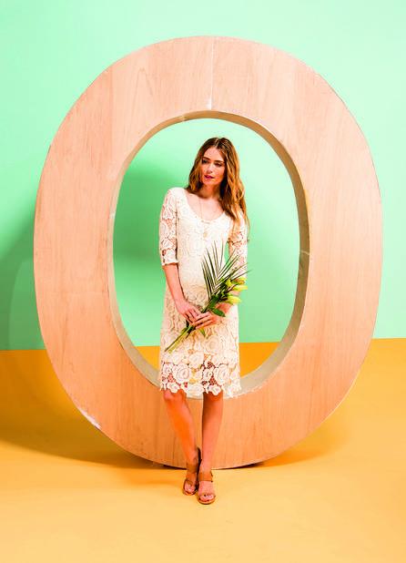 Fragile, la marque de robe de mariée pour femmes enceintes. 199€