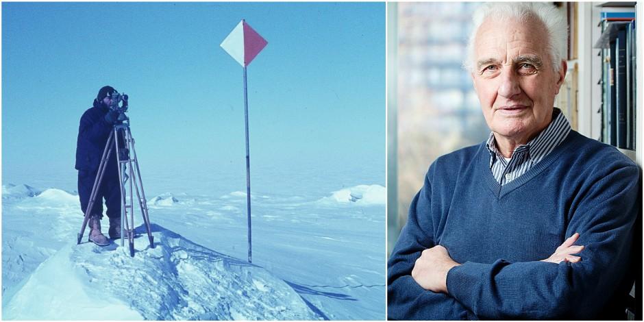 Sans GPS ni Gore-Tex, les expéditions en Antarctique des années soixante - La Libre