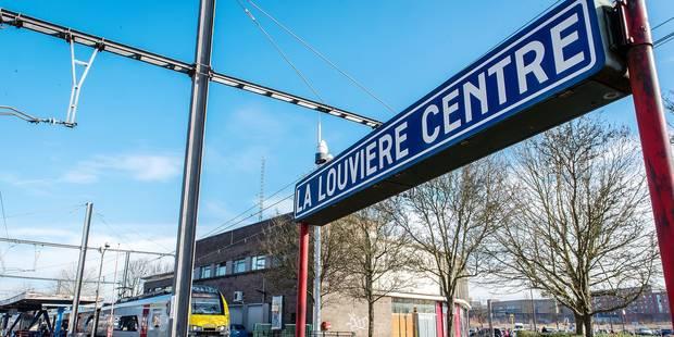 PS et MR à la rescousse de la gare du Centre à La Louvière - La Libre