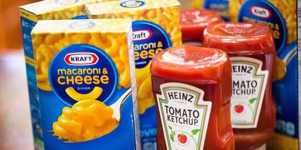 Kraft veut avaler Unilever, qui se rebiffe (INFOGRAPHIE) - La Libre