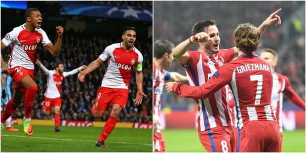 Soirée folle en Champions League: City et Monaco assurent le show (5-3), l'Atlético presque qualifié (2-4) (VIDEOS) - La...