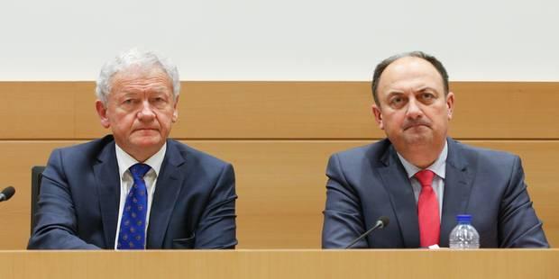 RER: il faudra 1,05 milliard pour finir le projet, annonce Bellot - La Libre