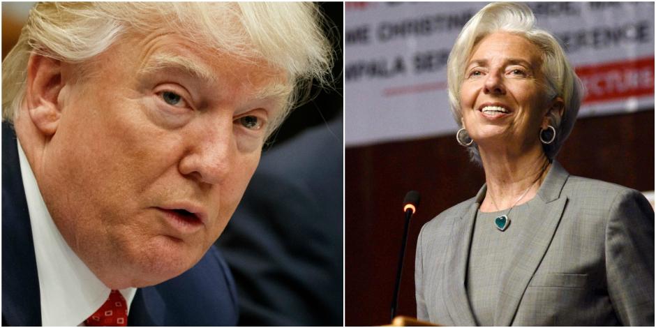 """Le FMI """"rassuré"""" après des discussions avec l'administration Trump"""
