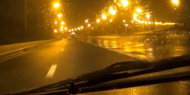 Wallonie picarde: L'éclairage des routes nationales et des autoroutes va bientôt être changé - La Libre