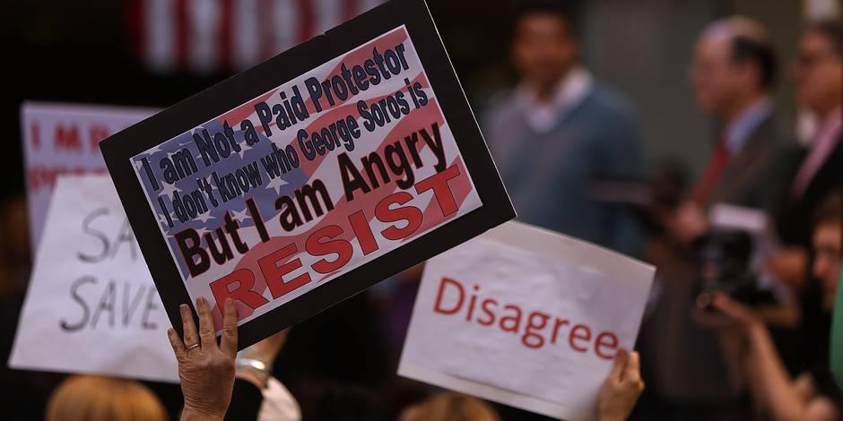 Revue boursière: Les effets des promesses de Donald Trump s'estompent - La Libre