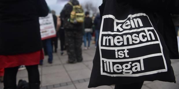 Près de 10 attaques par jour contre des migrants en Allemagne: 43 enfants blessés en 2016 - La Libre