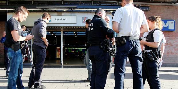 Interdiction de rassemblement décrété dans un quartier de Molenbeek - La Libre
