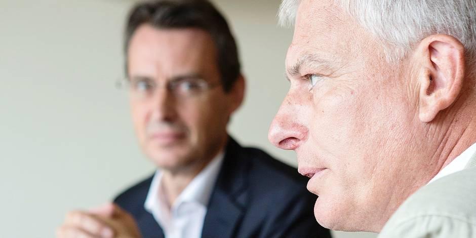 Le rapport qui relance le débat de la fusion entre l'UCL et Saint-Louis - La Libre