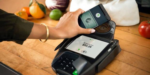 BNP Paribas Fortis lance le paiement mobile sans contact avec Google - La Libre