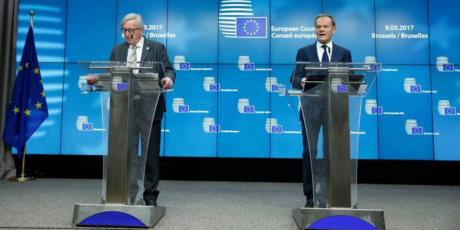 UE: Le Parti populaire européen reprend toutes les commandes - La Libre