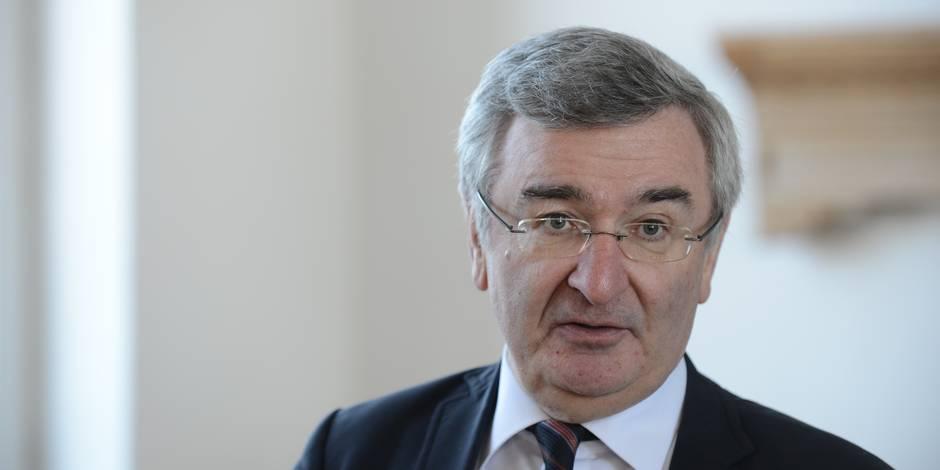 Estinnes: René Collin valide le Plan communal de développement rural