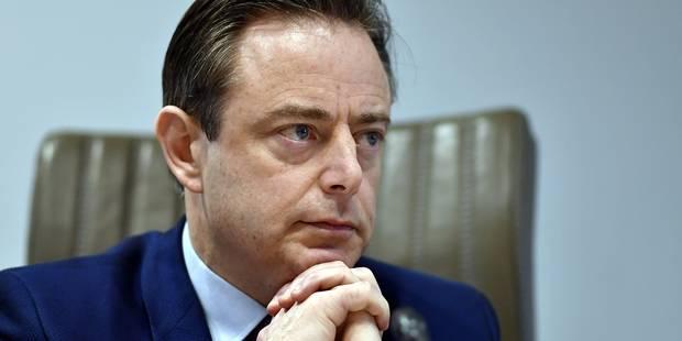 Bart De Wever interdit une réunion du parti turc MHP à Anvers - La Libre