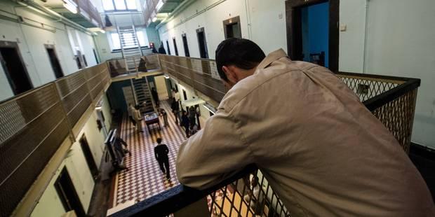La Belgique parmi les champions européens de la surpopulation carcérale - La Libre