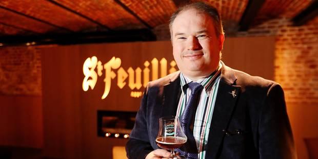Les ambitions à l'export de la brasserie St-Feuillien - La Libre