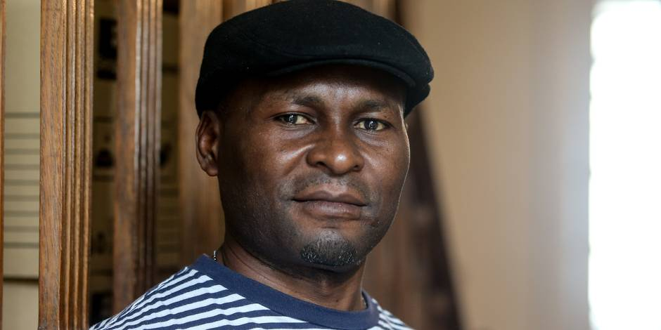 Ernest Djidjou, le miraculé de Maelbeek revient à Bruxelles chaque mois pour des soins - La Libre