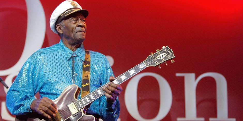 Chuck Berry en 20 titres incontournables
