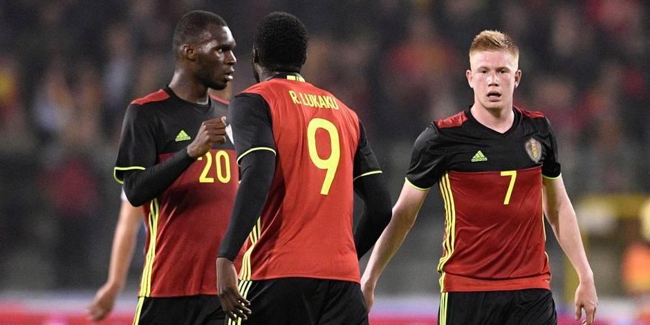 Coupe du Monde de football: pourquoi le match Belgique-Grèce de samedi est capital