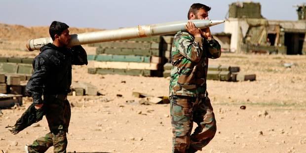 L'Union européenne renforce son arsenal contre les autorités syriennes - La Libre