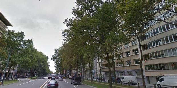 Une quadragénaire se tue en tombant par la fenêtre de son appartement avenue Louise - La Libre