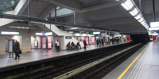 Mais qui construit le métro à Bruxelles? (OPINION) - La Libre