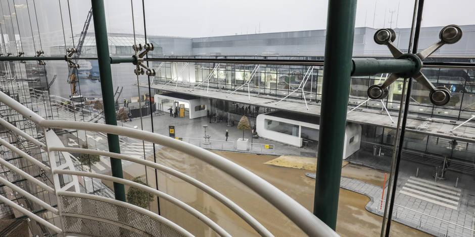 Toujours pas de plan d'évacuation à Brussels Airport, dénonce un collaborateur