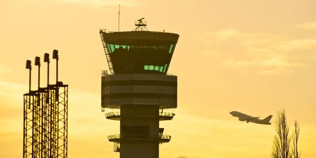 La justice de retour à l'aéroport national - La Libre