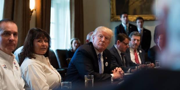Trump siffle la fin des négociations sur Obamacare: Voici l'ultimatum qu'il lance à sa majorité - La Libre