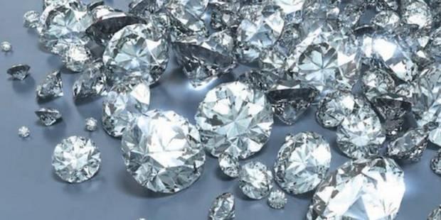 Un rendement de 8% en achetant des diamants ? - La Libre