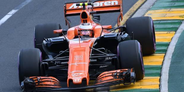 F1: Victoire de Vettel (Ferrari), Vandoorne 13ème - La Libre