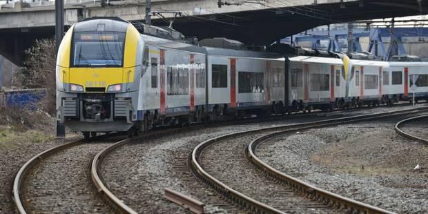 Reprise de la circulation ferroviaire entre Huy et Liège-Guillemins - La Libre