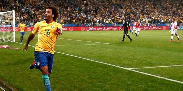Le Brésil première équipe qualifiée pour le Mondial 2018 - La Libre