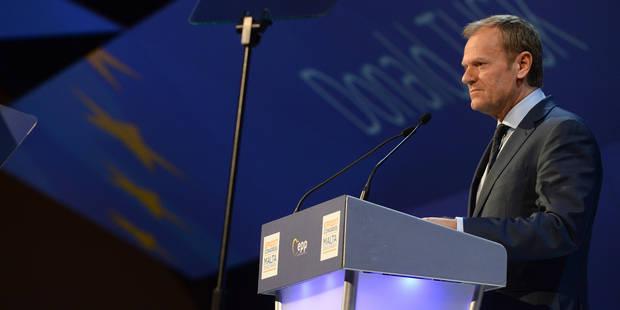 Donald Tusk convoqué comme témoin dans une enquête de contrespionnage - La Libre