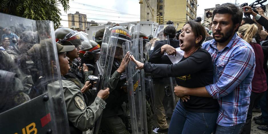 Venezuela: Le président a désormais tous les pouvoirs, le chef de l'OEA dénonce un coup d'Etat