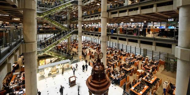 Investissements, immobilier... Comment Bruxelles va utiliser le Brexit comme un tremplin (ECLAIRAGE) - La Libre