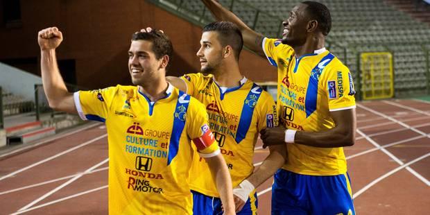 PO2: l'Union en feu face à Malines (3-0), Eupen remonte Roulers (2-2), Mouscron craque à Courtrai (2-1) - La Libre