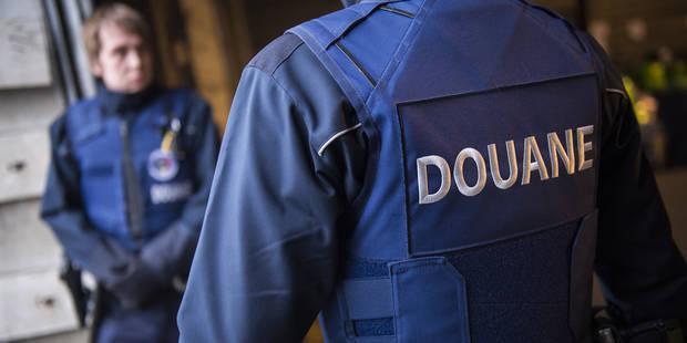 Messancy: La douane belge aidée par le Luxembourg - La Libre