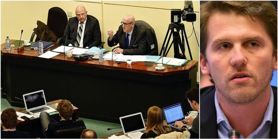 """Gilles Vanden Burre (Ecolo): """"Si une erreur a été commise dans le dossier Joris, c'est par le ministre Jambon"""""""