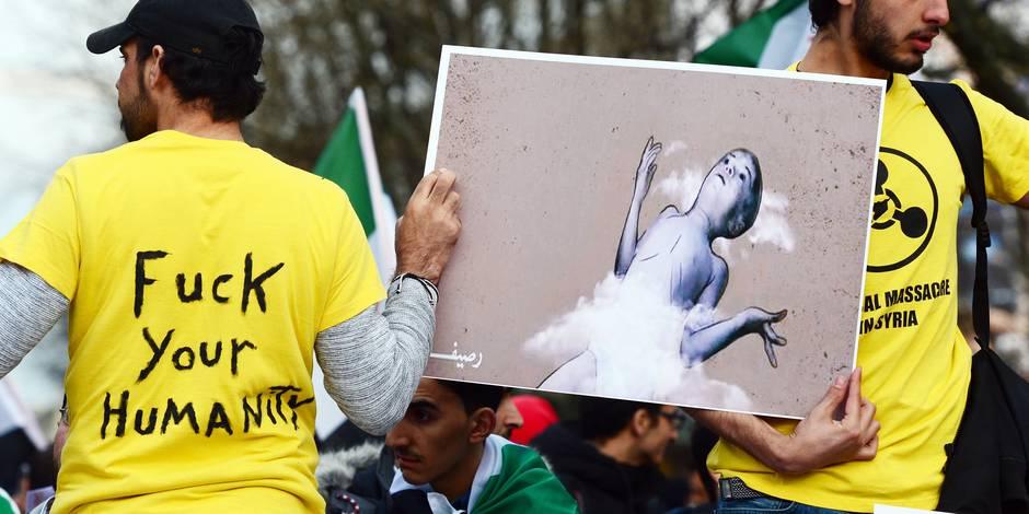 Edito: Impuissance internationale en Syrie - La Libre