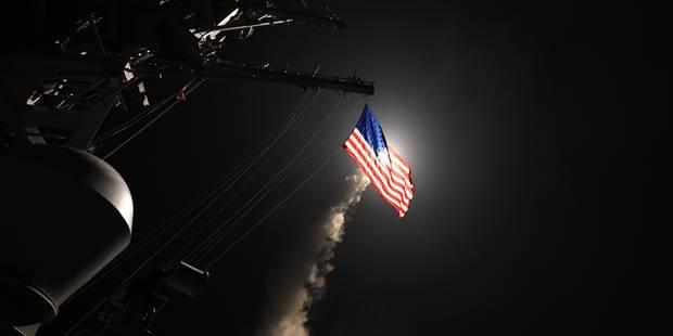 Les frappes américaines en Syrie ont bénéficié du consentement tacite de la Russie, disent les experts - La Libre