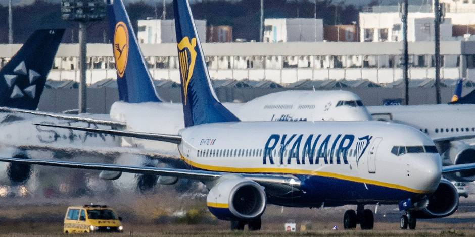 Discount flier Ryanair lands in Frankfurt