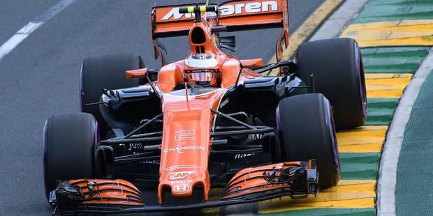 GP de Chine: 63ème pole pour Hamilton, Vandoorne bon 16ème - La Libre