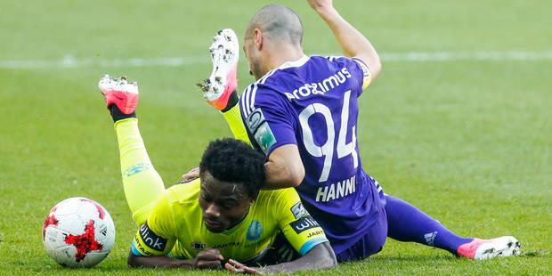 Anderlecht partage face à La Gantoise dans un match pauvre en occasions (0-0) - La Libre