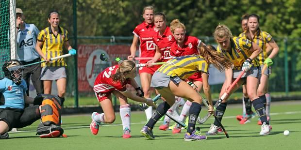 Hockey championnat Dames: Le Wellington conserve sa place dans le top 4 (VIDEO) - La Libre