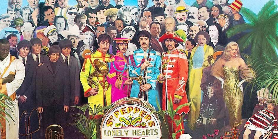 """Joyeux anniversaire, """"Sgt. Pepper"""" des Beatles"""
